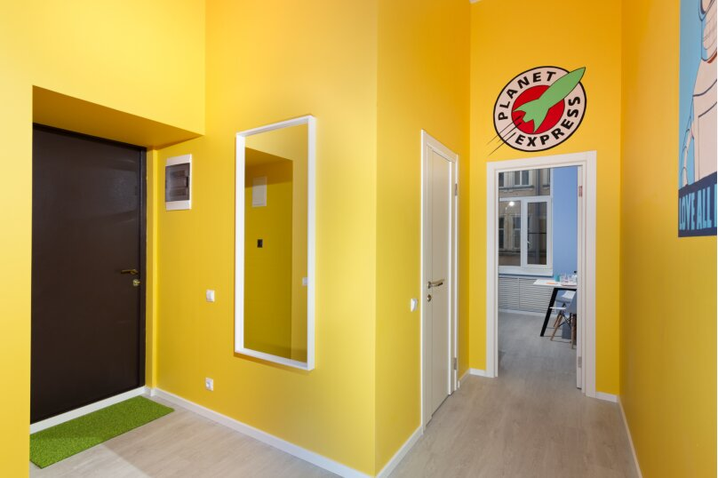 3-комн. квартира, 100 кв.м. на 6 человек, Невский проспект, 105, Санкт-Петербург - Фотография 37