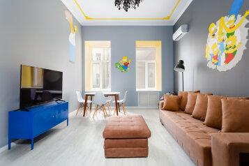 3-комн. квартира, 100 кв.м. на 6 человек, Невский проспект, 105, Санкт-Петербург - Фотография 1