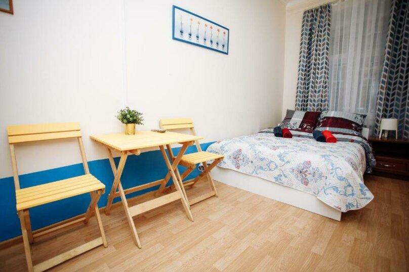 Двухместный номер с 1 кроватью и собственной ванной комнатой, Загородный проспект, 24, Санкт-Петербург - Фотография 1
