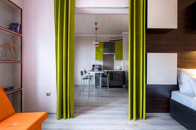 1-комн. квартира, 38 кв.м. на 4 человека, проспект Луначарского, 11к1, Санкт-Петербург - Фотография 2
