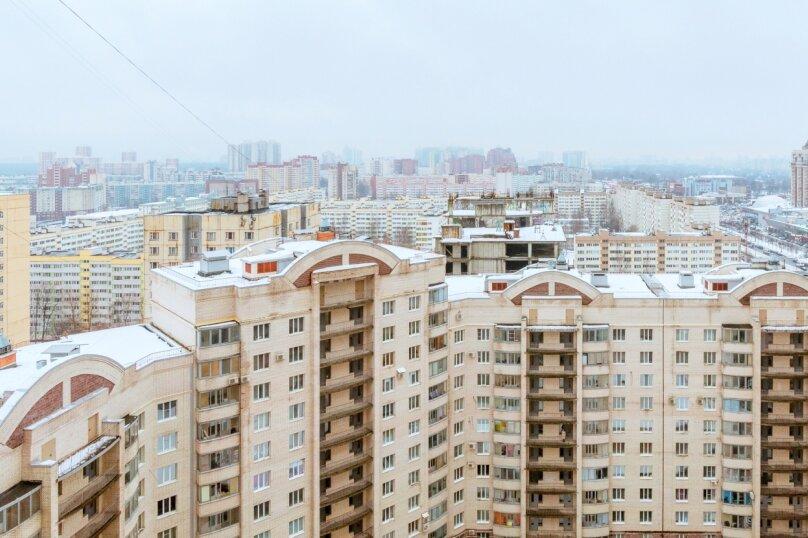 1-комн. квартира, 38 кв.м. на 4 человека, проспект Луначарского, 11к1, Санкт-Петербург - Фотография 18