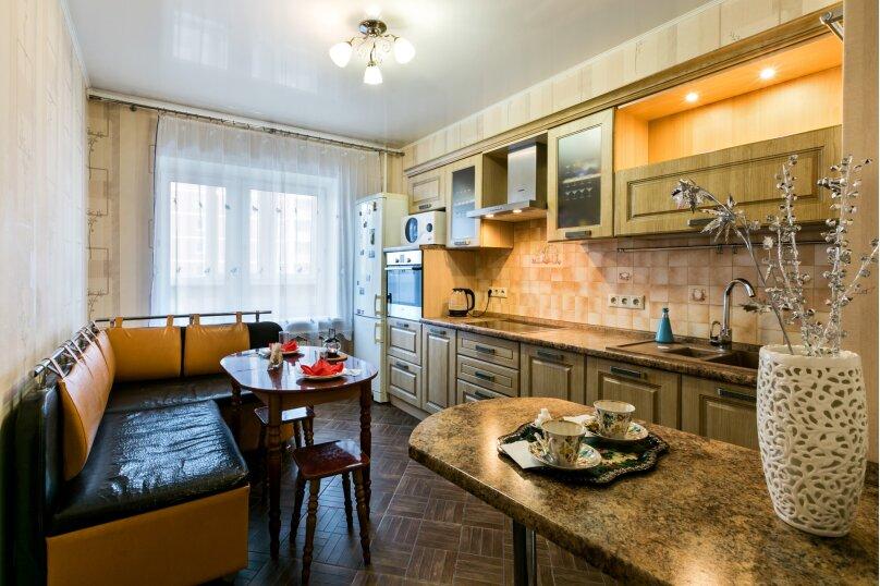 1-комн. квартира, 50 кв.м. на 4 человека, улица Островского, 36, Апрелевка - Фотография 2