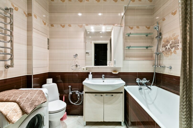 1-комн. квартира, 50 кв.м. на 4 человека, улица Островского, 36, Апрелевка - Фотография 8
