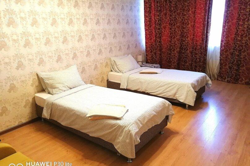 1-комн. квартира, 50 кв.м. на 4 человека, улица Островского, 38, Апрелевка - Фотография 2