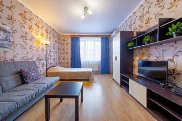 2-комн. квартира, 60 кв.м. на 7 человек, улица Жлобы, 139, Краснодар - Фотография 1