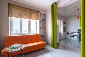 1-комн. квартира, 38 кв.м. на 4 человека, проспект Луначарского, 11к1, Санкт-Петербург - Фотография 1
