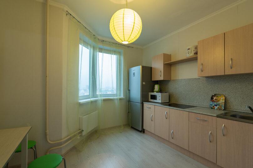 1-комн. квартира, 42 кв.м. на 4 человека, улица Вертолётчиков, 13, Москва - Фотография 4