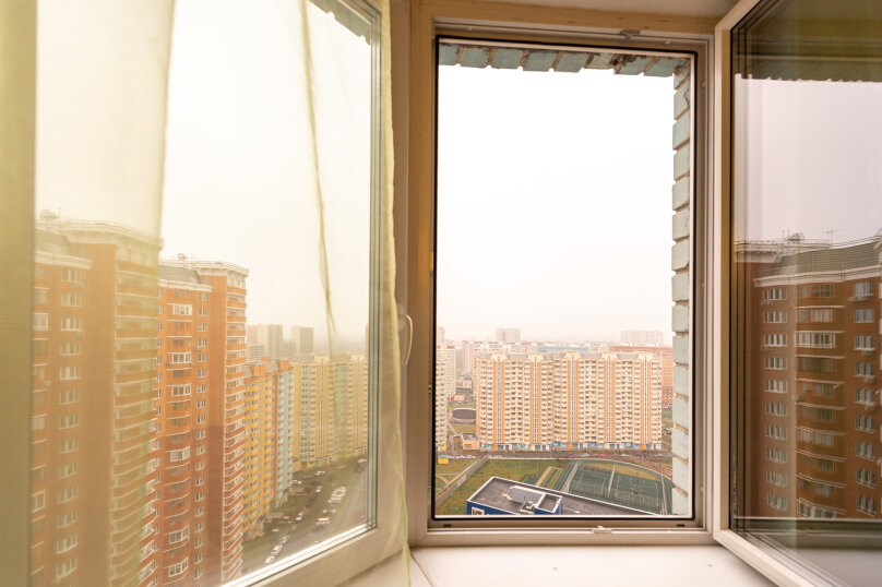 1-комн. квартира, 42 кв.м. на 4 человека, улица Вертолётчиков, 13, Москва - Фотография 9