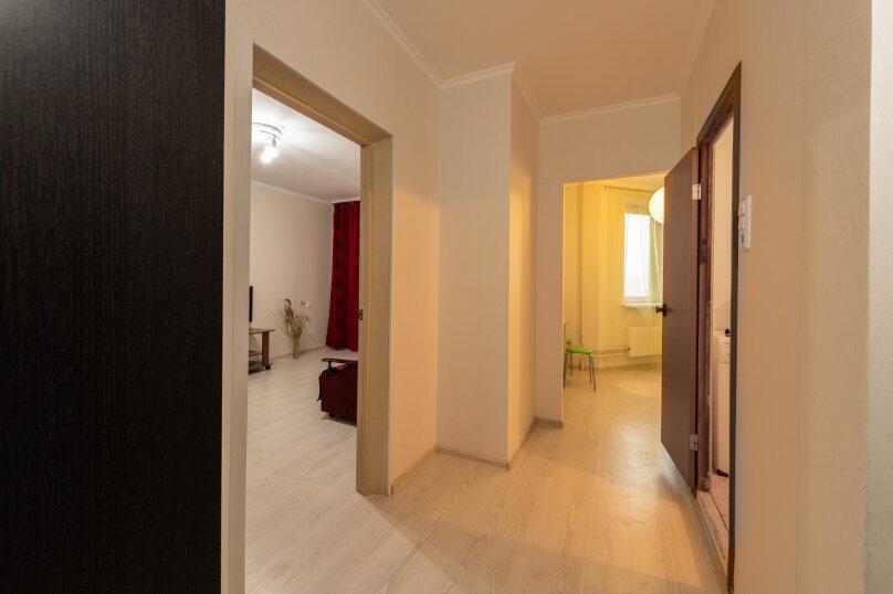 1-комн. квартира, 42 кв.м. на 4 человека, улица Вертолётчиков, 13, Москва - Фотография 11
