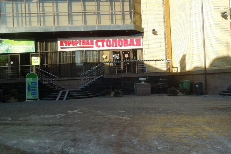 1-комн. квартира, 37 кв.м. на 4 человека, улица Еськова, 8, Кисловодск - Фотография 15