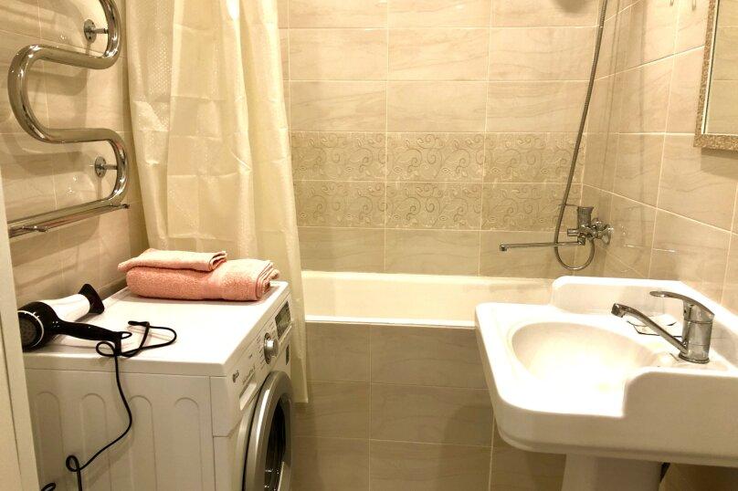 2-комн. квартира, 64 кв.м. на 4 человека, улица Парижской Коммуны, 13А, Иваново - Фотография 3