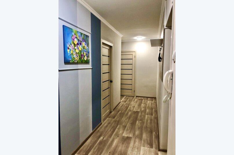 2-комн. квартира, 64 кв.м. на 4 человека, улица Парижской Коммуны, 13А, Иваново - Фотография 5