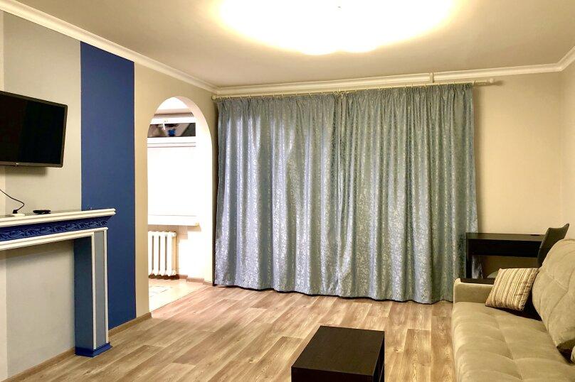 2-комн. квартира, 64 кв.м. на 4 человека, улица Парижской Коммуны, 13А, Иваново - Фотография 10