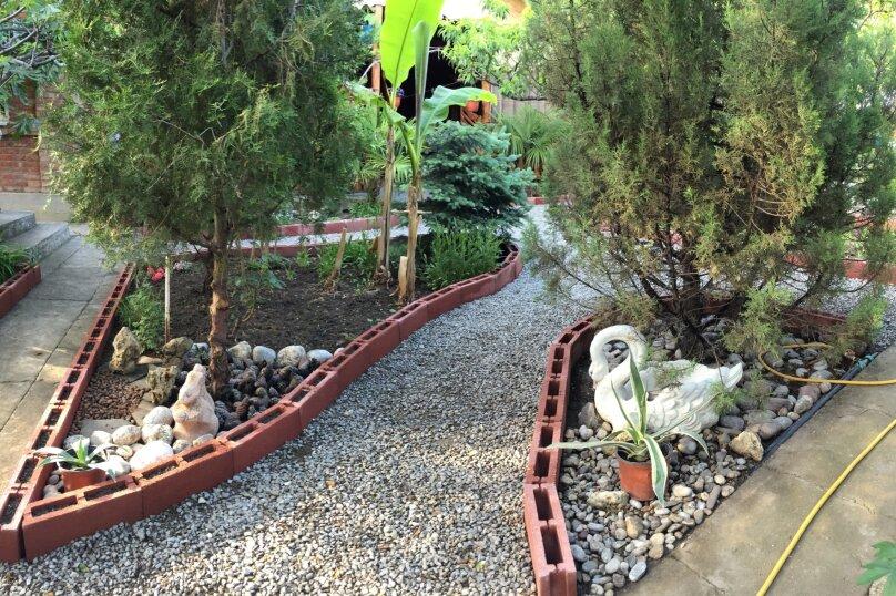 Трехкомнатный дом в саду на 5-7 человек со всеми удобствами., 58 кв.м. на 7 человек, 2 спальни, Мартынова, 31, Морское - Фотография 14