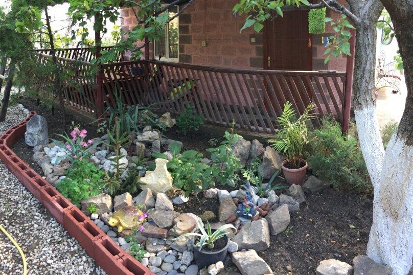 Трехкомнатный дом в саду на 5-7 человек со всеми удобствами., 58 кв.м. на 7 человек, 2 спальни, Мартынова, 31, Морское - Фотография 15