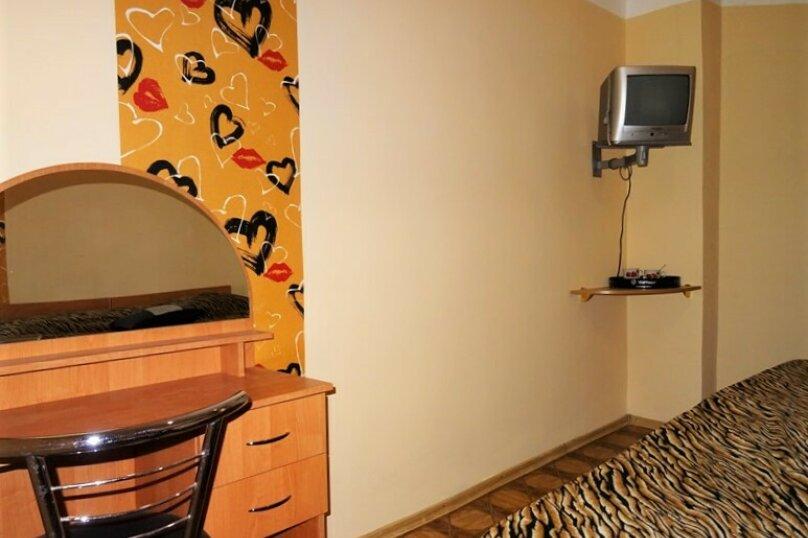 Комната № 6  двухместная, Почтовая, 32, Черноморское - Фотография 5