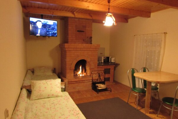 Дом и Баня, 74 кв.м. на 6 человек, 2 спальни