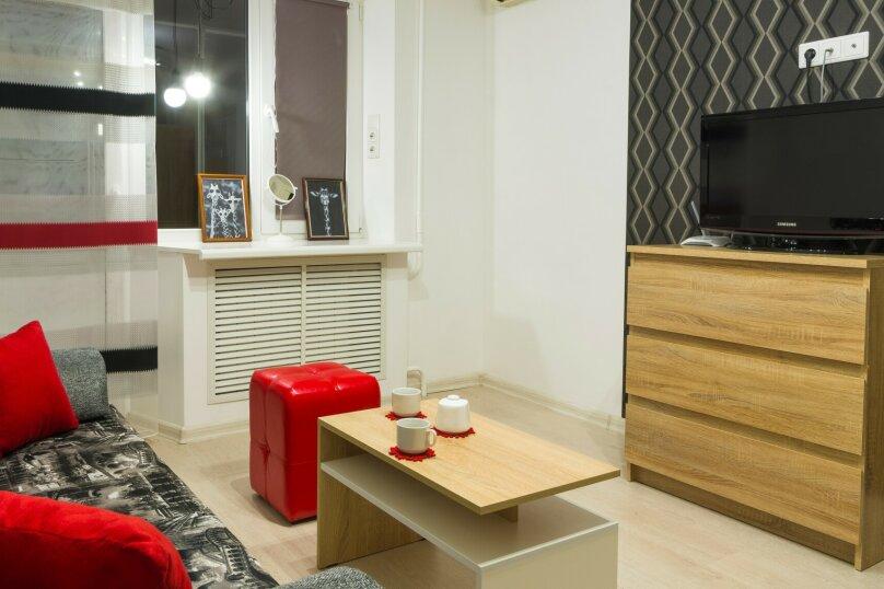1-комн. квартира, 32 кв.м. на 4 человека, улица Тургенева, 139, Краснодар - Фотография 2