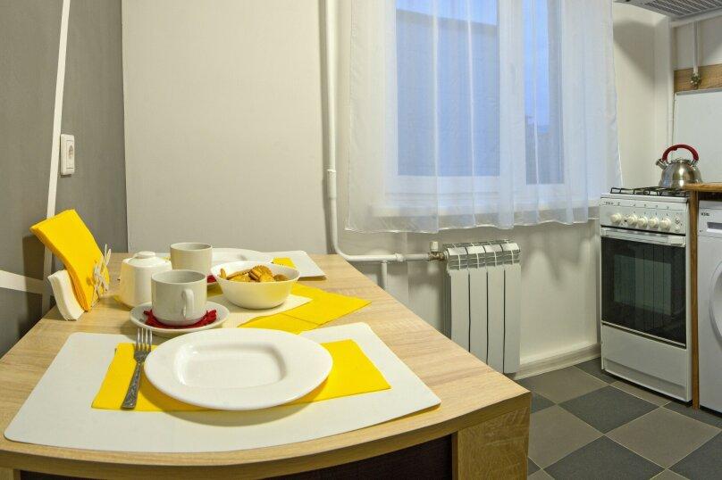 1-комн. квартира, 32 кв.м. на 4 человека, улица Тургенева, 139, Краснодар - Фотография 4