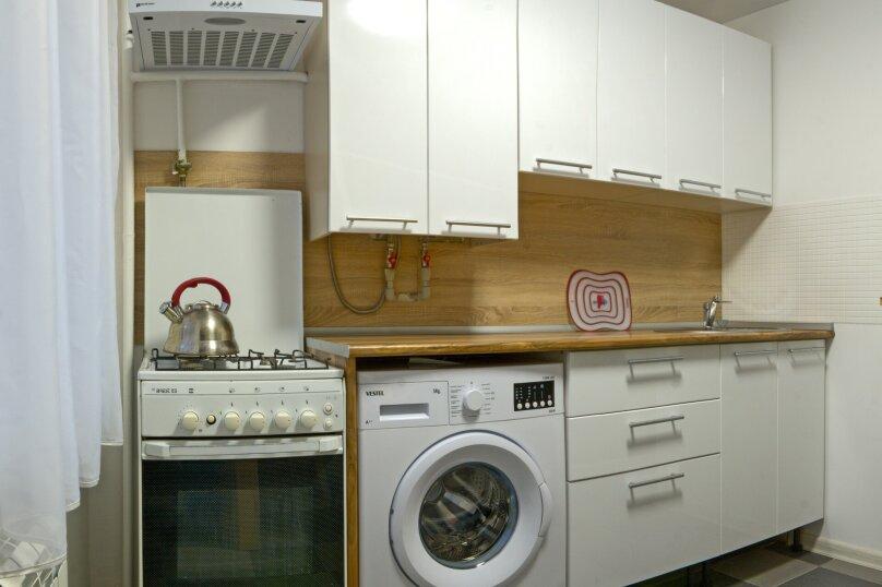 1-комн. квартира, 32 кв.м. на 4 человека, улица Тургенева, 139, Краснодар - Фотография 5