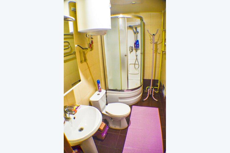 2-комн. квартира, 32 кв.м. на 5 человек, улица Клары Цеткин, 24Б, Кисловодск - Фотография 13