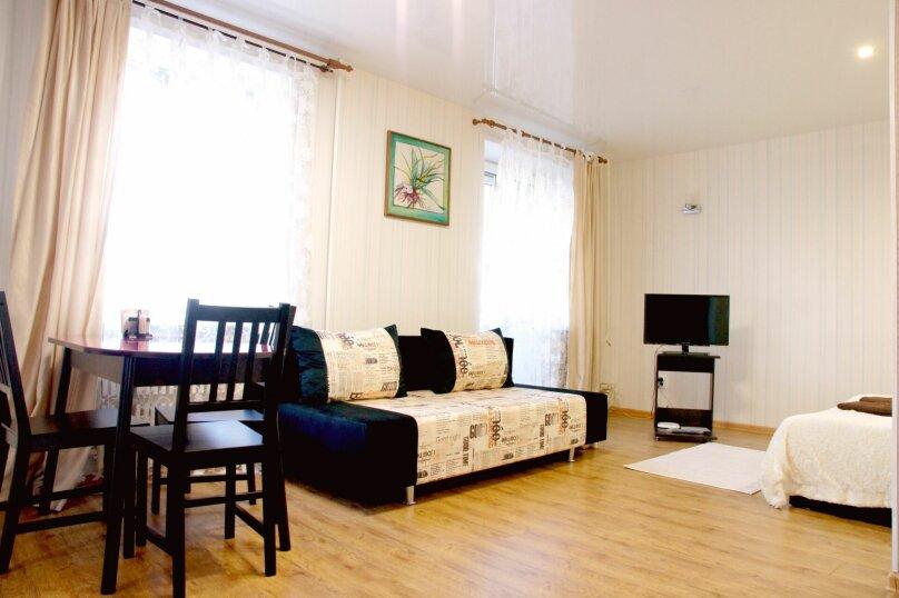 1-комн. квартира, 37 кв.м. на 2 человека, улица Володарского, 19, Тамбов - Фотография 3