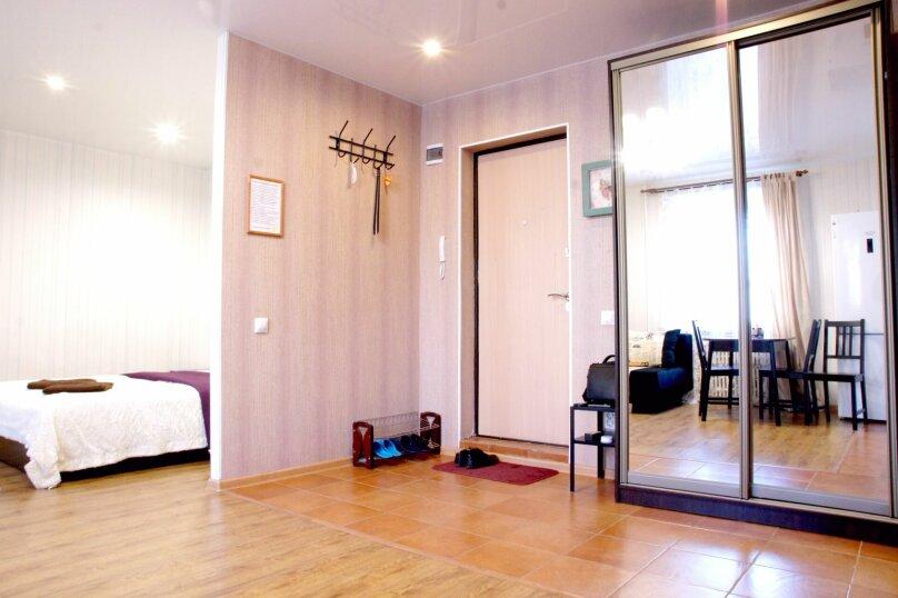 1-комн. квартира, 37 кв.м. на 2 человека, улица Володарского, 19, Тамбов - Фотография 4