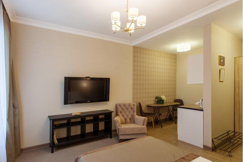 1-комн. квартира, 27 кв.м. на 2 человека, улица Анисимова, 8, Пятигорск - Фотография 2