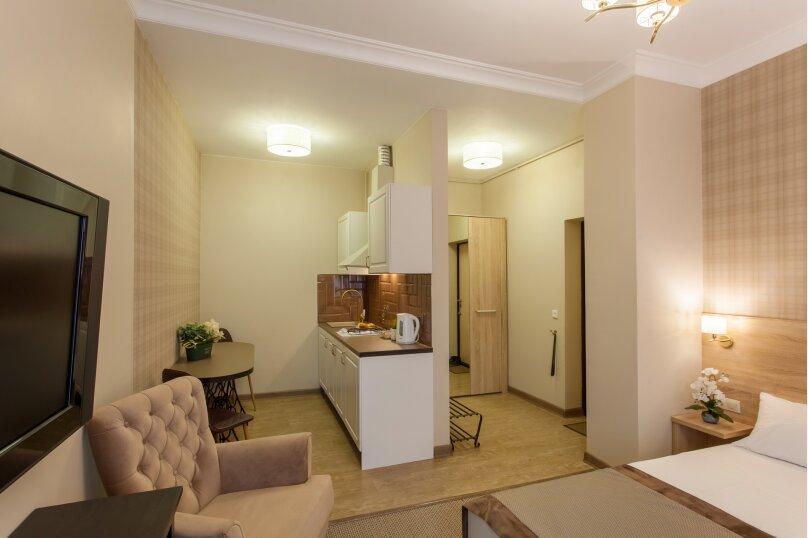 1-комн. квартира, 27 кв.м. на 2 человека, улица Анисимова, 8, Пятигорск - Фотография 3