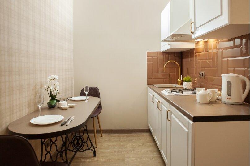 1-комн. квартира, 27 кв.м. на 2 человека, улица Анисимова, 8, Пятигорск - Фотография 10