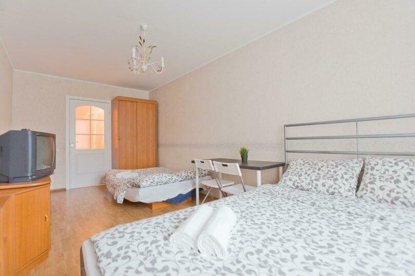 3-комн. квартира, 100 кв.м. на 11 человек, Стародеревенская улица, 33, Санкт-Петербург - Фотография 5