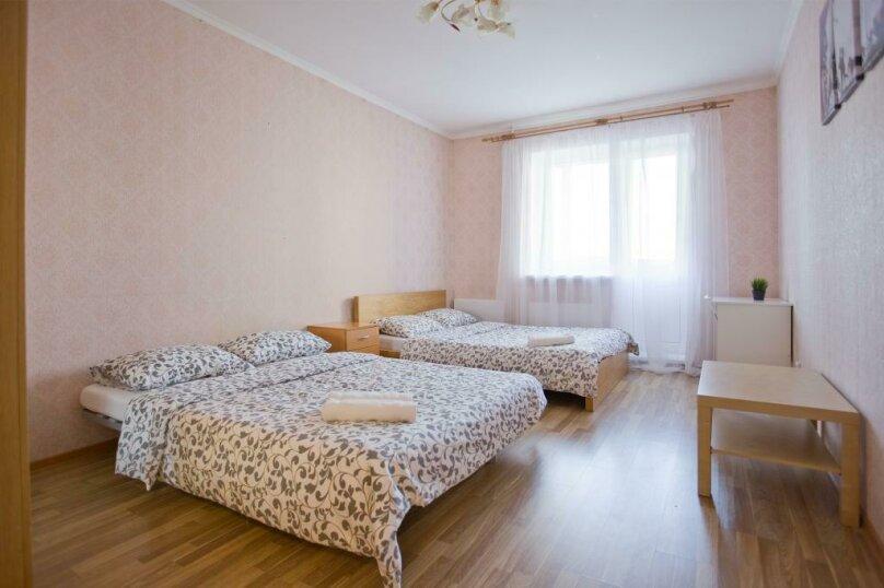 3-комн. квартира, 100 кв.м. на 12 человек, Коломяжский проспект, 26, Санкт-Петербург - Фотография 6