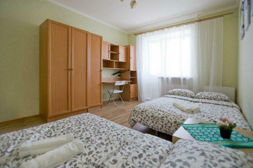 3-комн. квартира, 100 кв.м. на 12 человек, Коломяжский проспект, 26, Санкт-Петербург - Фотография 9