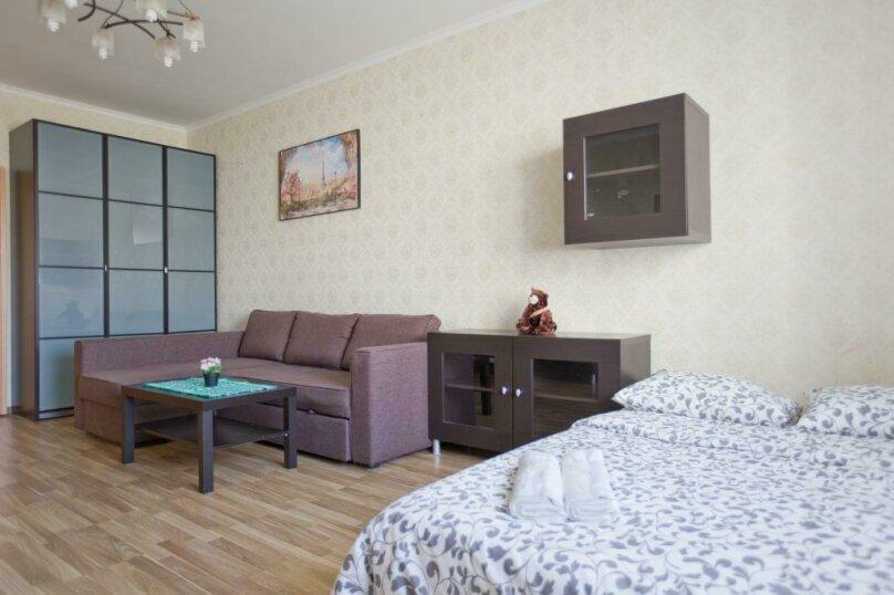 3-комн. квартира, 100 кв.м. на 12 человек, Коломяжский проспект, 26, Санкт-Петербург - Фотография 11