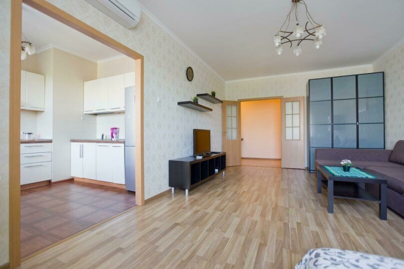 3-комн. квартира, 100 кв.м. на 12 человек, Коломяжский проспект, 26, Санкт-Петербург - Фотография 12