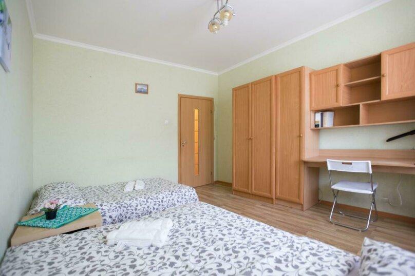 3-комн. квартира, 100 кв.м. на 12 человек, Коломяжский проспект, 26, Санкт-Петербург - Фотография 18