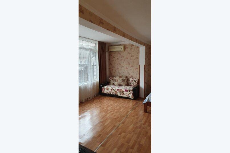 1-комн. квартира, 45 кв.м. на 4 человека, Молодёжная улица, 7, Вардане - Фотография 2