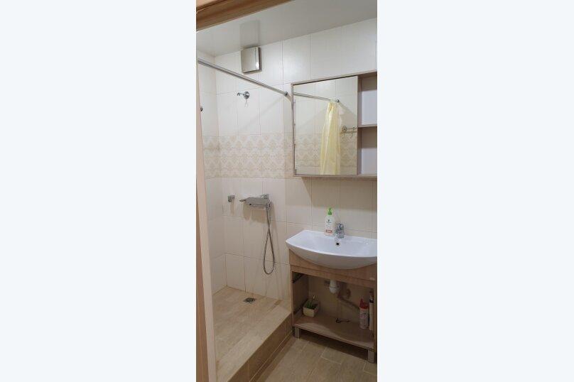 1-комн. квартира, 45 кв.м. на 4 человека, Молодёжная улица, 7, Вардане - Фотография 12