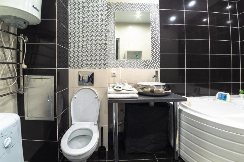 2-комн. квартира, 54 кв.м. на 4 человека, улица Адоратского, 1Б, Казань - Фотография 3