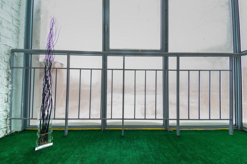 2-комн. квартира, 54 кв.м. на 4 человека, улица Адоратского, 1Б, Казань - Фотография 11