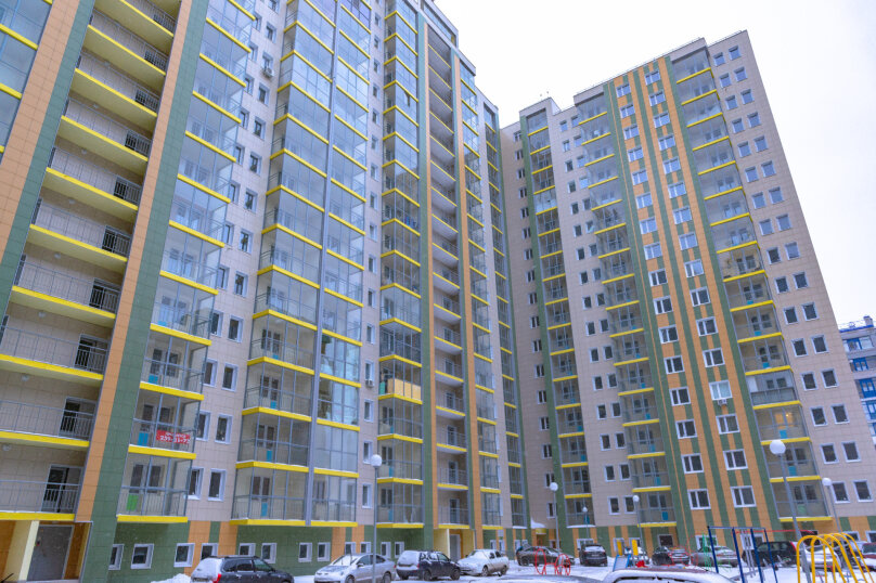 2-комн. квартира, 54 кв.м. на 4 человека, улица Адоратского, 1Б, Казань - Фотография 12