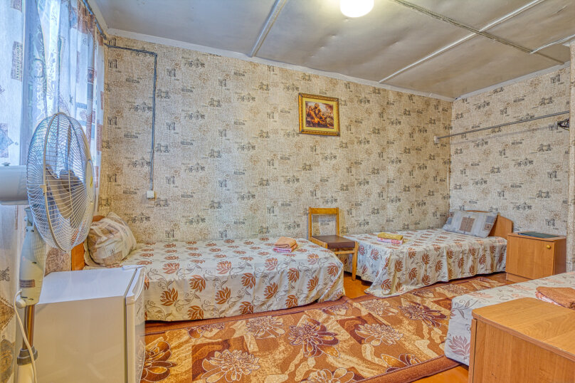 Домик с частичными удобствами, улица Багрова, 10, Алушта - Фотография 1