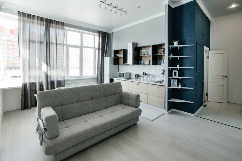 2-комн. квартира, 55 кв.м. на 4 человека, улица Павлюхина, 110Г, Казань - Фотография 5
