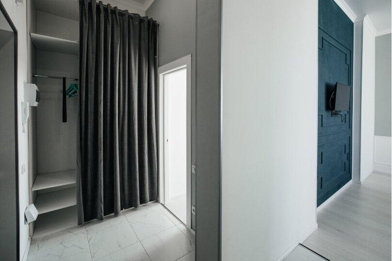 2-комн. квартира, 55 кв.м. на 4 человека, улица Павлюхина, 110Г, Казань - Фотография 10