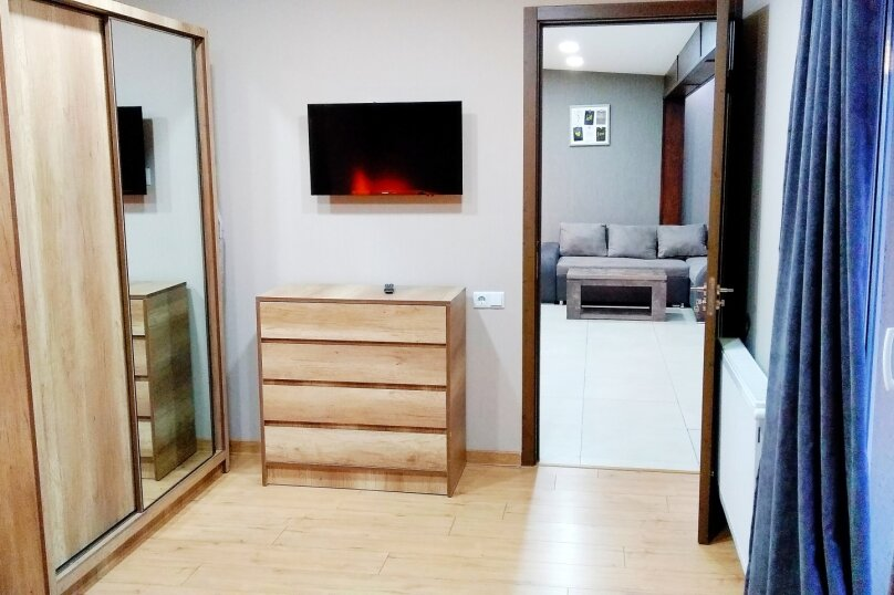 2-комн. квартира, 60 кв.м. на 4 человека, улица Шалва Нуцубидзе, 75А, Тбилиси - Фотография 15