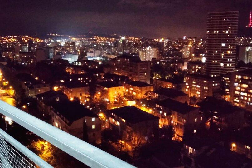 2-комн. квартира, 60 кв.м. на 4 человека, улица Шалва Нуцубидзе, 75А, Тбилиси - Фотография 24