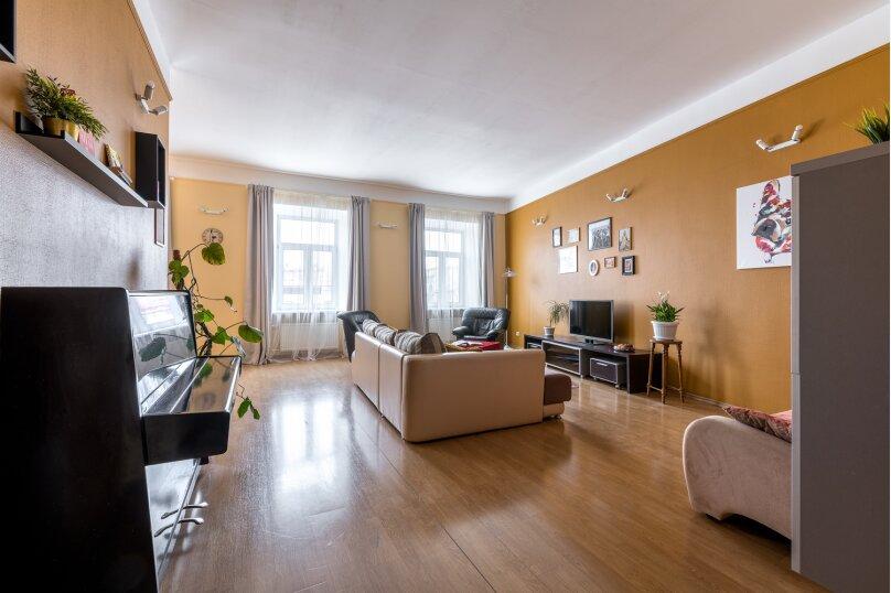 3-комн. квартира, 120 кв.м. на 8 человек, Невский проспект, 18, Санкт-Петербург - Фотография 13