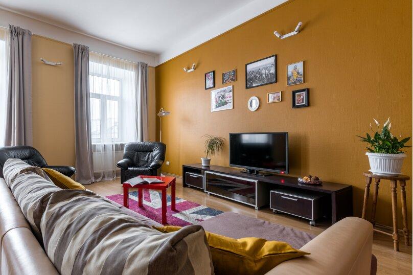 3-комн. квартира, 120 кв.м. на 8 человек, Невский проспект, 18, Санкт-Петербург - Фотография 14
