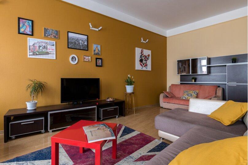 3-комн. квартира, 120 кв.м. на 8 человек, Невский проспект, 18, Санкт-Петербург - Фотография 15