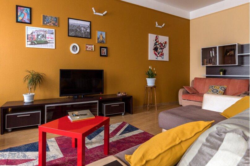 3-комн. квартира, 120 кв.м. на 8 человек, Невский проспект, 18, Санкт-Петербург - Фотография 20